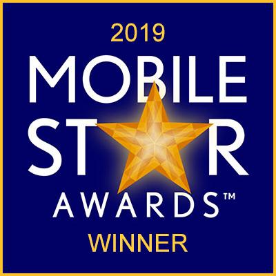 Mobile Star Awards - 2019 Winner